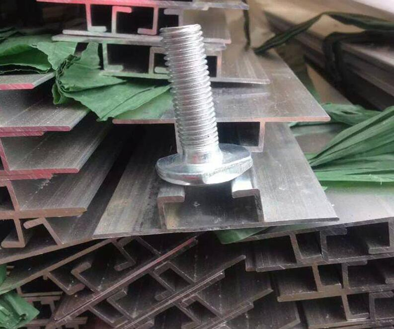 aluminum channels for sign blanks